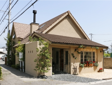 ドイツに息づくすばらしい文化をお手本にしたオールドジャーマンスタイルの家