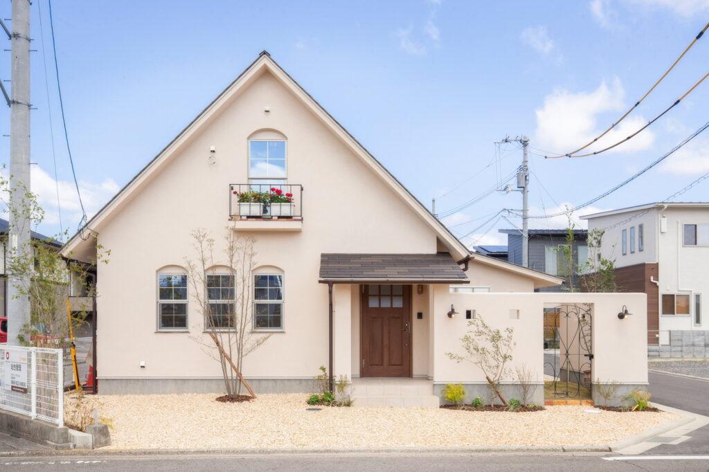 街角展示場 collection №8「小さくて、かわいい家。」